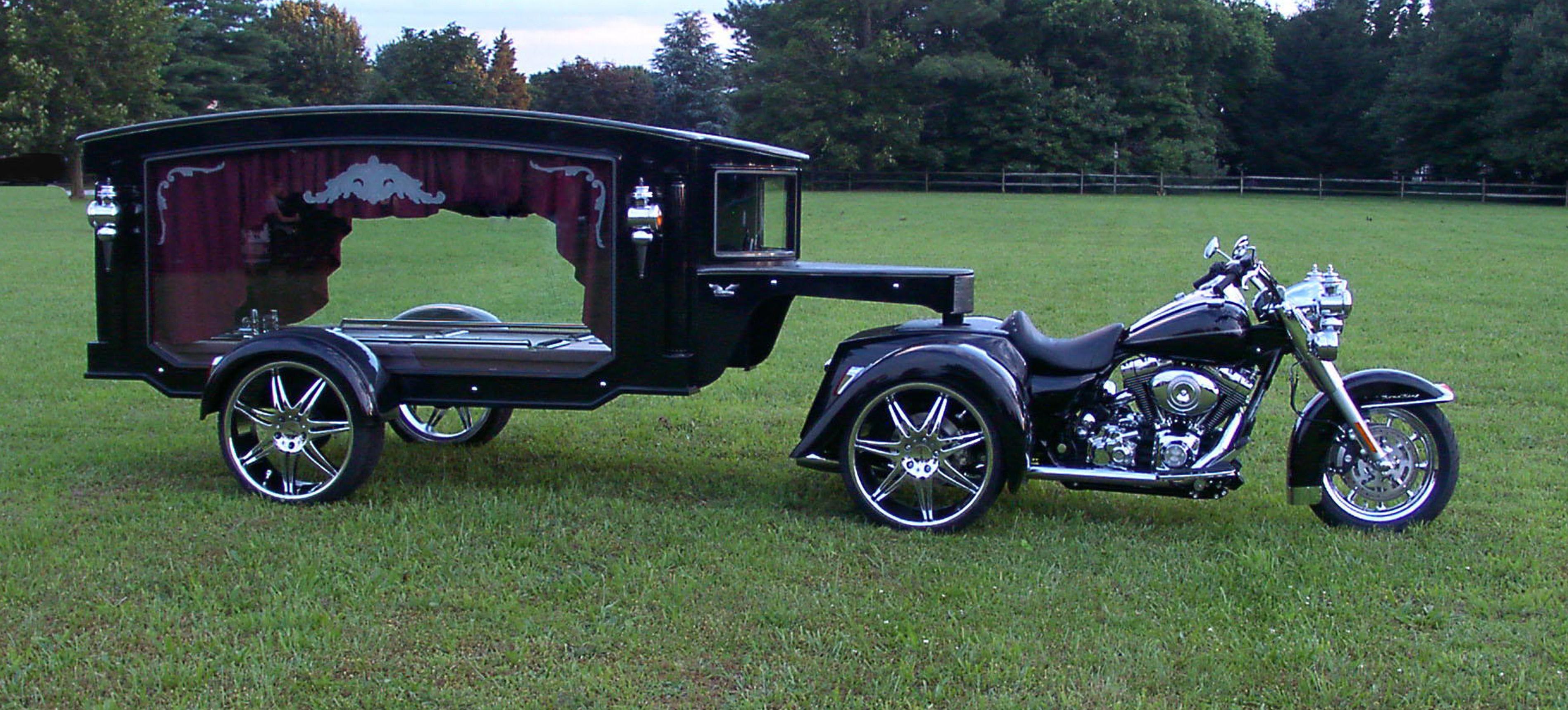 delmarva motorcycle hearse company. Black Bedroom Furniture Sets. Home Design Ideas
